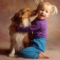 Собака - воспитанник ребенка